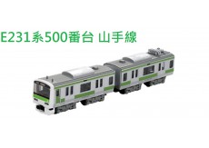 Bandai B train shorty E231系 500番台 山手線