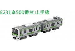 Bandai B train shorty E231系 500番台 山手線