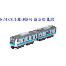 Bandai B train shorty E233系1000番台 京浜東北線