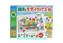 Kumon shape puzzle