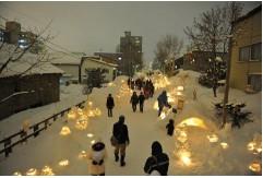 手宮線蹟地 冰燈祭